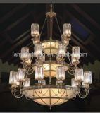 Antique Brass Pendant Lamp for Hotel Project