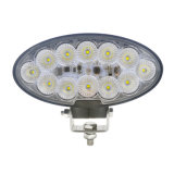 EMC Approved 7 Inch 60W Oval CREE LED Truck Spot Lamps