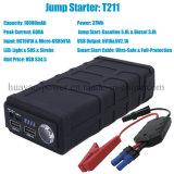 10000mAh 600A Portable Jump Starter Emergency Power Supply Lithium Battery