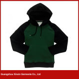 Custom Fashion Design Wholesale Blank Pullover Hoodies Men (T07)