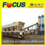 Focus 60cbm/H Belt Conveyor Stationary Concrete Mixing Plant
