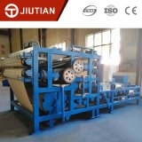 Slurry Dewatering Belt Press Filter for Sludge Solid Liquid Separation