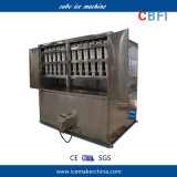 High Capacity and Low Consumption Cube Ice Machine
