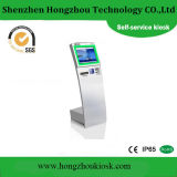 Lobby Kiosk Elegant Innovative Design Internet_Kiosk with RFID Card Reader
