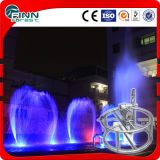 Large Outdoor Waterfall Garden Decorative Colorful Music Dancing Fountain