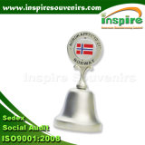 Metal Bells with Flaggen Spinner for Gifts