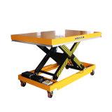 1ton 2ton Industrial Cargo Lifting Platform Scissor Lift