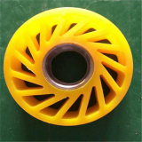 Polyurethane PU No Crush Wheels at Best Price and Quality