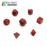 Discount Factory Price Daily Special Price New Product Dice Molds Polyhedral Dice Game Dice Metal Dice Sets