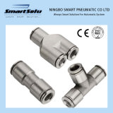Professional Manufacturer of Plastic Metal Female Pneumatic Fittings