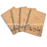 Cute Notebook, Student Spiral Notebook