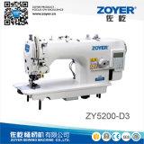 Zy5200-D3 Direct Drive Auto Trimmer Lockstitch Sewing Machine