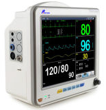 CE/ISO Approved Multi-Parameter 12.1 Inch Patient Monitor (Poweam 2000A)