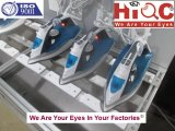 Steam Iron Inspection Service/Quality Assurance Consulting/3rd Inspection Service
