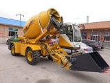 3.0 M3 Self Loading Concrete Mixer Chinese Factory