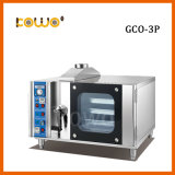 Professional Bread Bakery Machine Cake Oven 3 Trays Gas Convection Oven with Steam Function