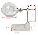 LED Desktop Inspection ESD Magnifier Lamp