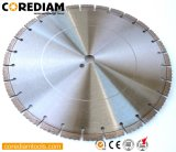 14inch/350mm Laser Welded Concrete Saw Blade with Wave Segments with High Performance