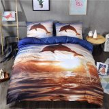 Kids Cartoon Bed Sheet 3D Duvet Covers Luxury Custom Bedding