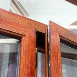 Aluminium Extrusion Aluminum Profiles for Window and Door Wooden Color