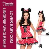 Fashion Adult Sexy Mouse Animal Costume (L1186)