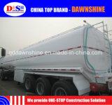 Cheaper Price 2 / 3 Tri Fuwa Axles Semitrailer 36000 Liters Fuel / Oil Tanker Semi Truck Trailer