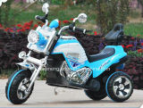 Single Electric Double Drive Kids Motorcycle