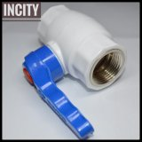 blue Handle Stainless Steel Ball Valve