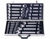 New Selling 22PCS Stable Gear Wrench Set (FY1022A1)
