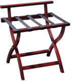 Wooden Luggage Rack with Five Belts (CJ-27A)