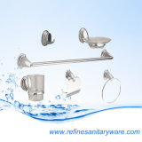 Cheap Chromed Bathroom Accessories Set for Bathroom Building (RA3100CJ)
