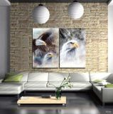 Modern Promotional Picture Modern Art Canvas Oil Painting