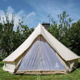 Quality-Assured China Supplier Cheap Outdoor Waterproof Canvas Bell Party Tent