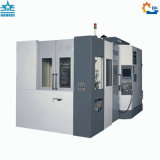 CNC Horizontal Machining Center with Two Working Table
