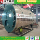 1000kg/H Steam Boiler Natural Gas/LPG/CNG/LNG Fired Steam Boiler with High Quality