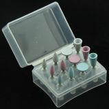 4112 Ceramics / Natural Teeth Polish Kit Dental Silicone Bur