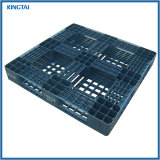 Steel Reinforced Heavy Duty 4 Way Entry Euro Rubber Plastic Pallet Price