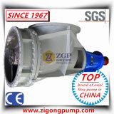 Horizontal Chemical Duplex Stainless Steel Axial Flow Pump, Forced Circulation Pump, Vertical Propeller Elbow Pump, Mixed Flow Industrial Pump Made in China