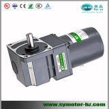 90W AC Induction Motor Matched with Spiral Bevel Hollow Shaft Reducer