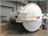 Autoclave to Laminate Flat Glass and Windshield for Cars