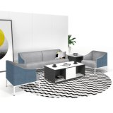 Hotel Public Area Modern Office Reception Sofa Set Combination Office Sofa