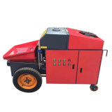Mobile Concrete Plant Truck Mounted Concrete Batching Pump with Mixer