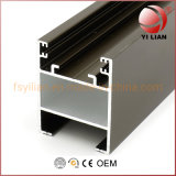 6063-T5 Aluminum Profile for Doors and Windows
