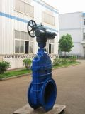 Electric Actuator Operated Soft Seated Gate Valve