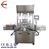 Automatic Liquid Water Bottling Paste Filling Machine