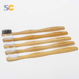 OEM Welcome Wholesale Natural Eco Bamboo Toothbrush for Travel