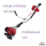 Four-Stroke Gasoline Brush Cutter with Hot Sales