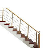 Tempered Glass Custom Factory Wholesale Aluminum Handrail Balustrade