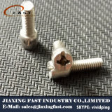 Galvanized and Stainless Steel A2/A4/SUS304/316L Slotted Capstan Screws DIN 404