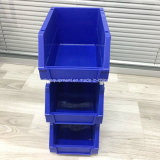 Wall Mounted Small Parts Plastic Storage Boxes for Sale